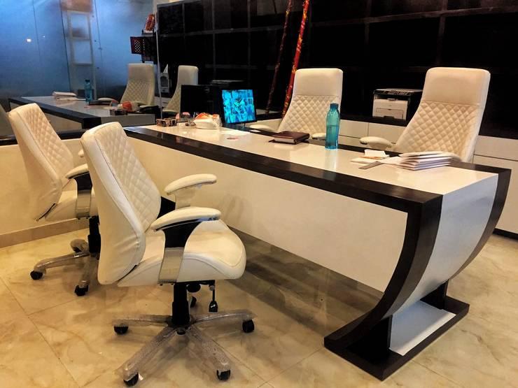 Office :  Office buildings by Avant Garde Design