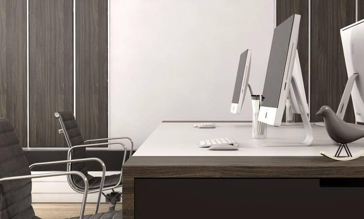 GN İÇ MİMARLIK OFİSİ – İstanbul Ofis Fatih:  tarz Ofis Alanları & Mağazalar,