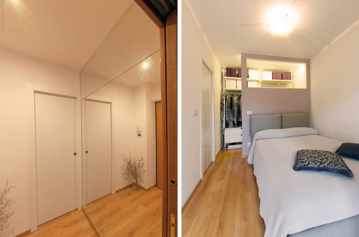 modern Bedroom by NOS Design