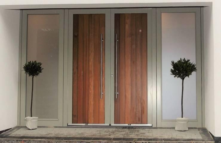 شبابيك  تنفيذ Simplicity Timber Solutions Ltd