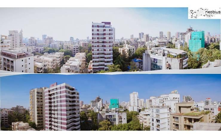 Satguru Sanskar:  Houses by Mobius Architects