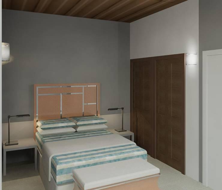 Habitaciones de estilo  por Diseño Store
