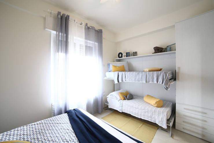 Slaapkamer door Civicocinquestudio