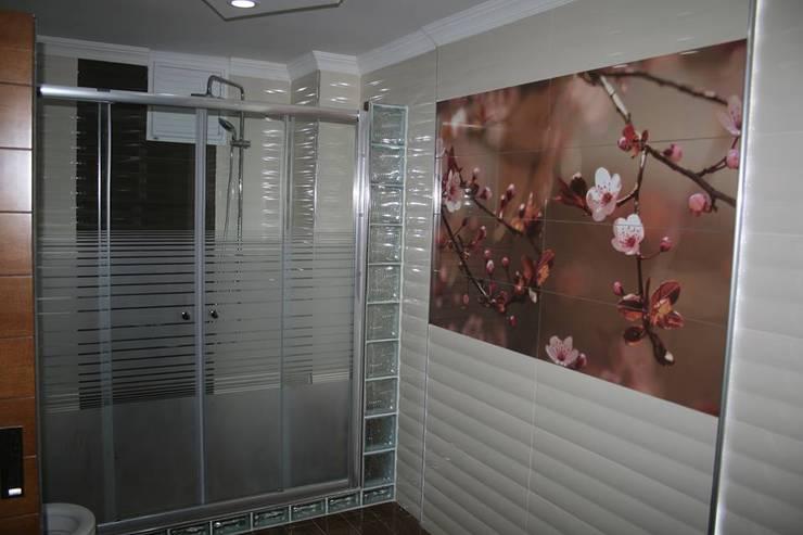 浴室 by rwiçmimari