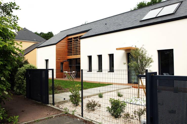 Huizen door yg-architecte