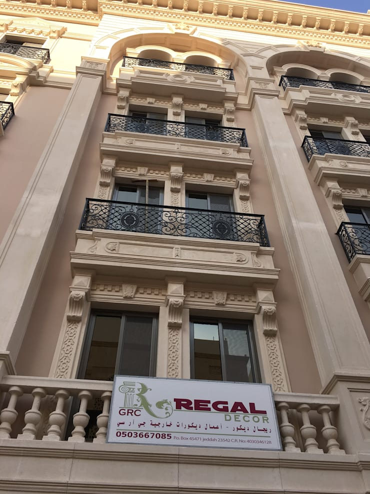 Houses by Regal decor