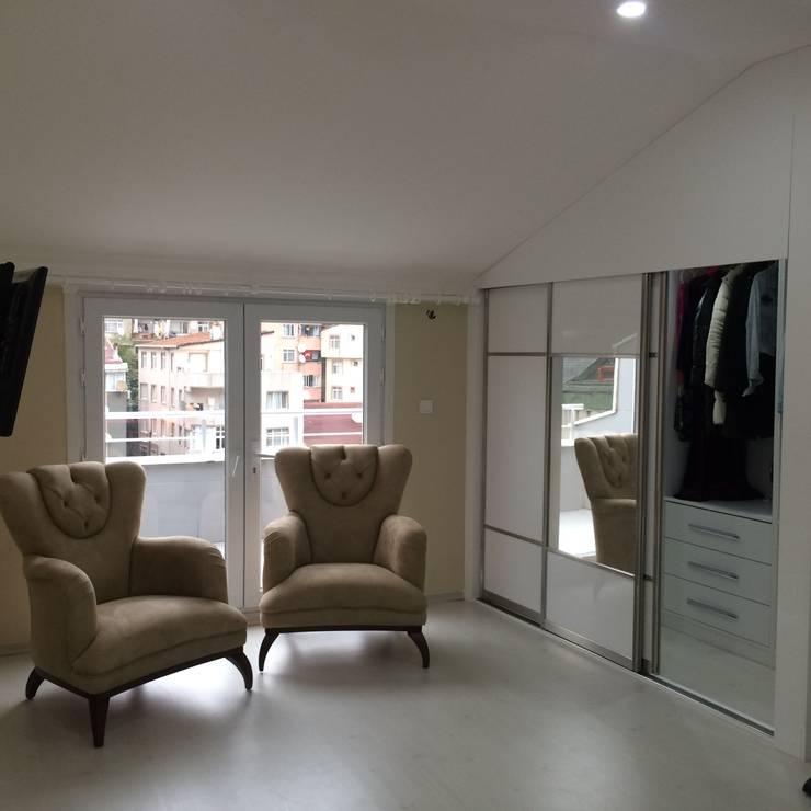 rwiçmimari – salih bey:  tarz Giyinme Odası