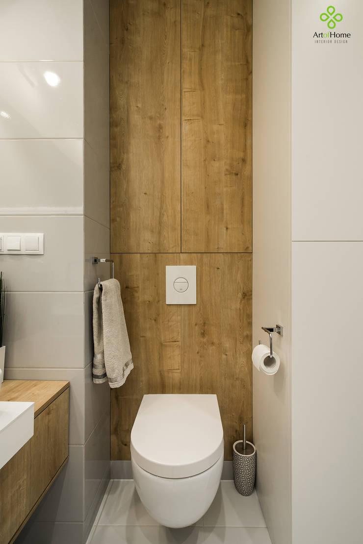 Bathroom by Art of home, Scandinavian