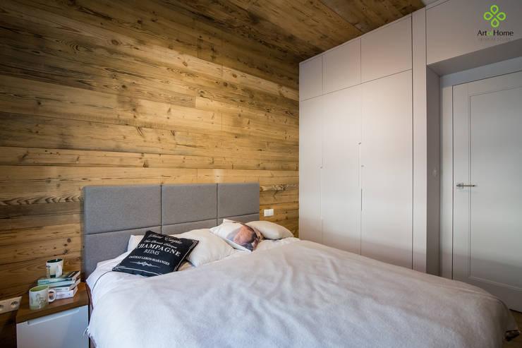 Bedroom by Art of home, Scandinavian