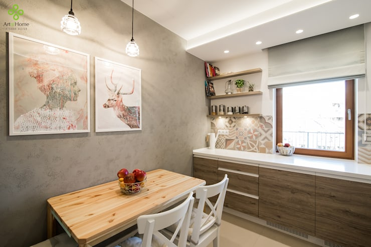 مطبخ تنفيذ Art of home