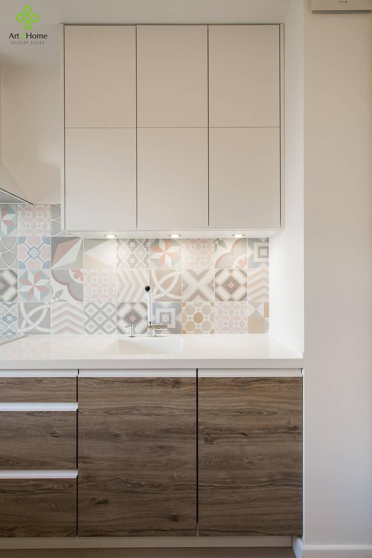 Kitchen by Art of home, Scandinavian