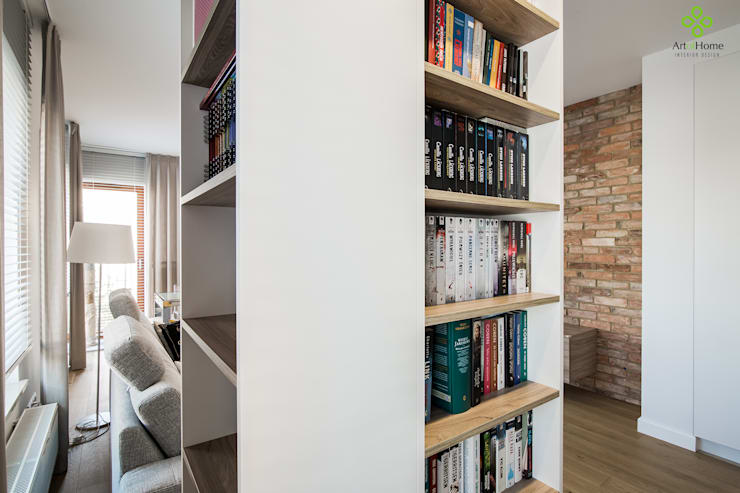 Living room by Art of home, Scandinavian