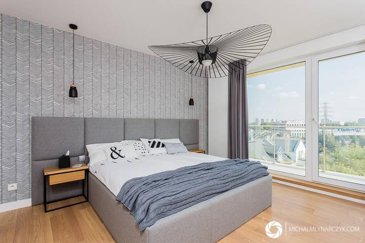 Bedroom by Michał Młynarczyk Fotograf Wnętrz
