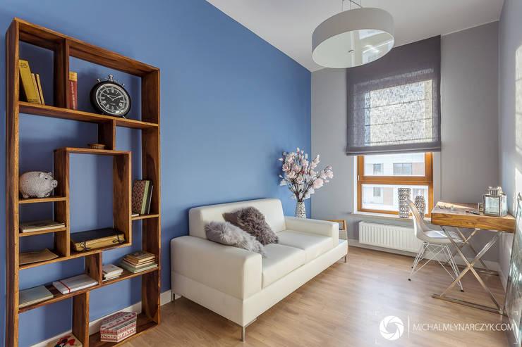 Bedroom by Michał Młynarczyk Fotograf Wnętrz, Modern