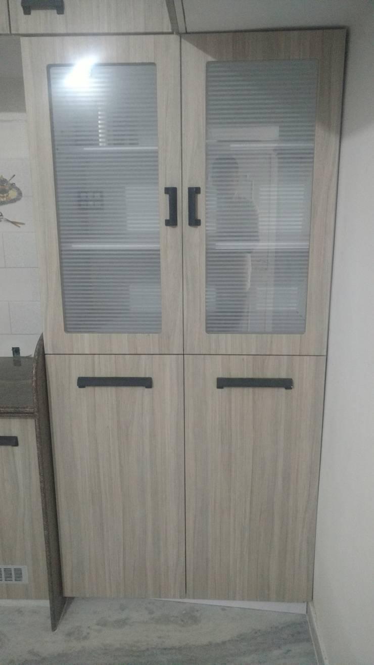 Kitchen by aashita modular kitchen