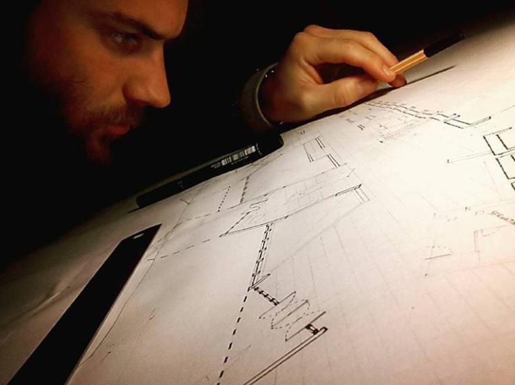 Felix Himmer : Yates y jets de estilo  por Studio Himmer