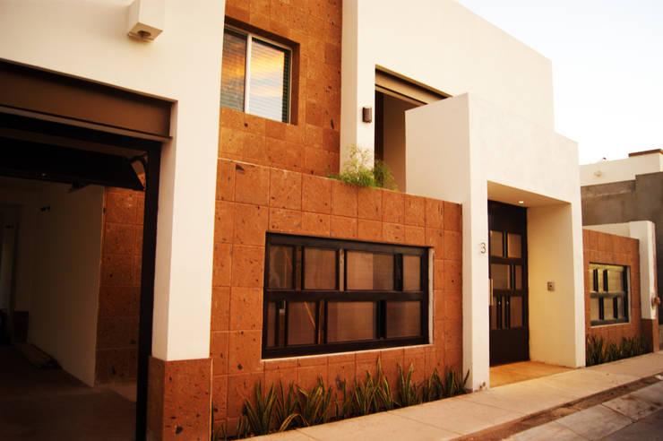 Ampliación Residencia BG: Casas de estilo  por Arstudio