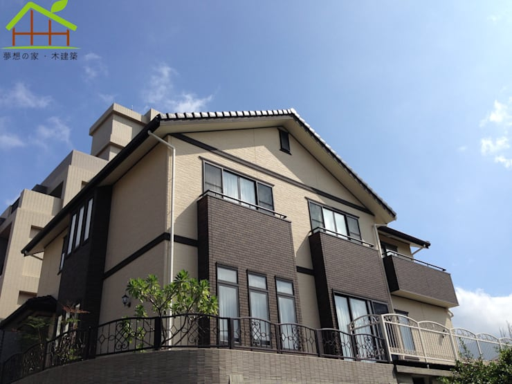 Houses by 詮鴻國際住宅股份有限公司