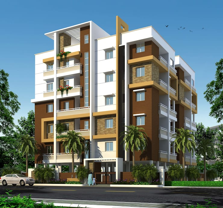 Houses by Mourya Constructions, Classic