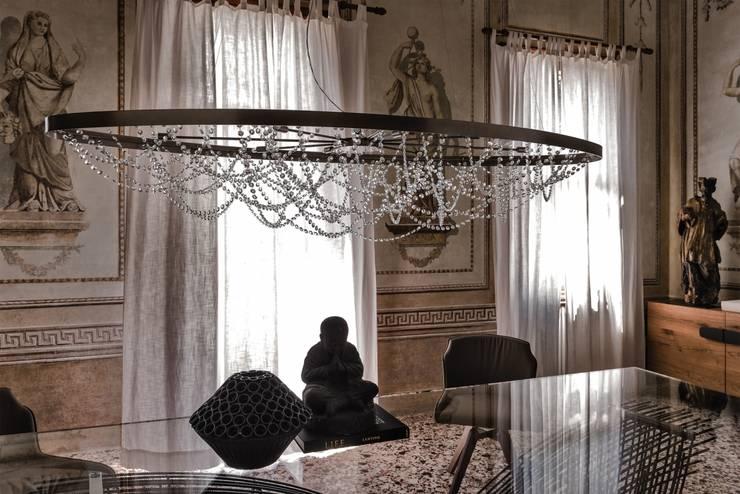 غرفة المعيشة تنفيذ IQ Furniture