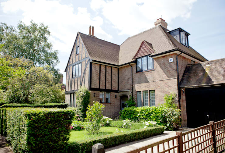 Projekty,  Domy zaprojektowane przez XUL Architecture