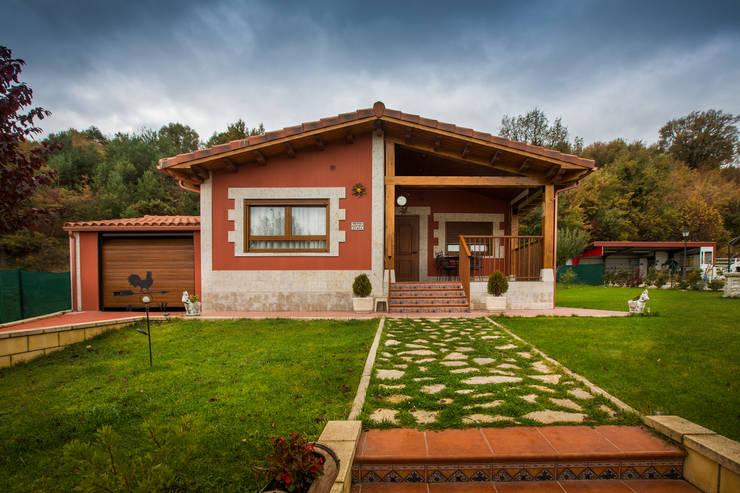 Projekty,  Domy zaprojektowane przez GRUPO EUROCASA MODULAR