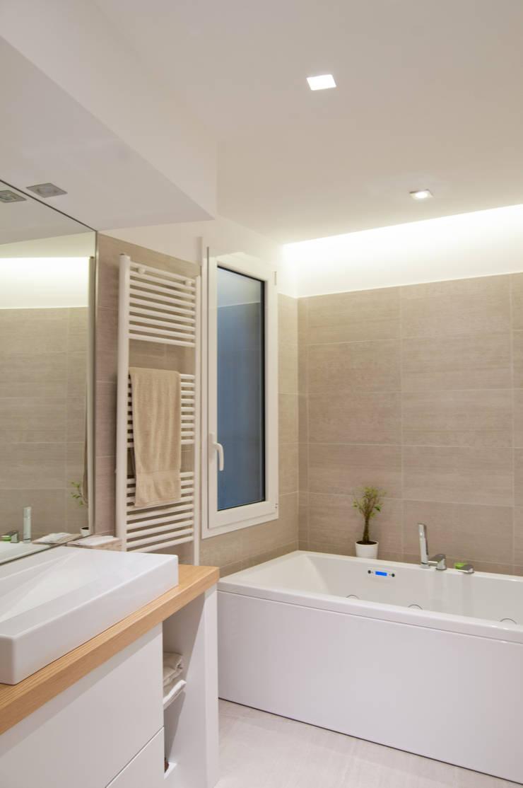 Bathroom by 07am architetti