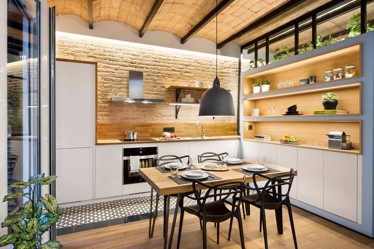 Кухни в . Автор – Egue y Seta