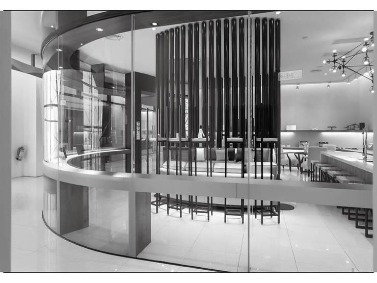 大道恆美 The Virtuous Way is Forever Beautifu l- 京悅設計:  商業空間 by 京悅室內裝修設計工程(有)公司|真水空間建築設計居研所