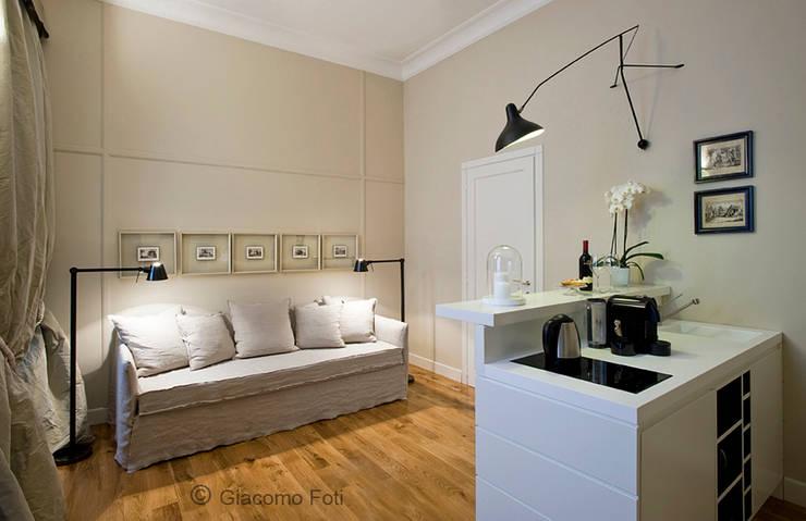 غرفة المعيشة تنفيذ Giacomo Foti Photographer