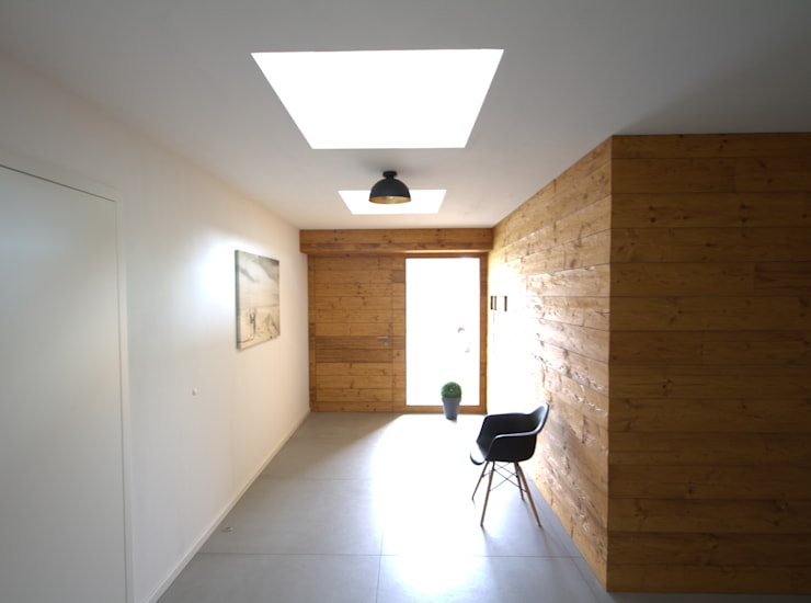 Corridor & hallway by GERBER Ingenieure GmbH