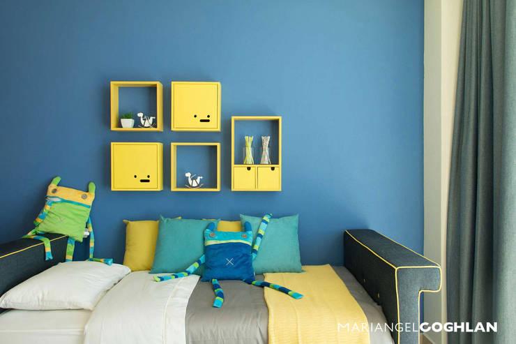 غرفة الاطفال تنفيذ MARIANGEL COGHLAN