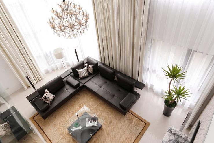 誼軒室內裝修設計有限公司의  거실