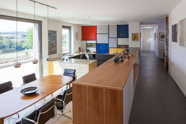 Dapur oleh Designscape Architects Ltd, Modern