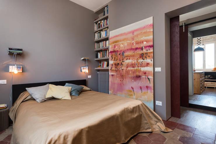 ห้องนอน โดย Caterina Raddi, อินดัสเตรียล