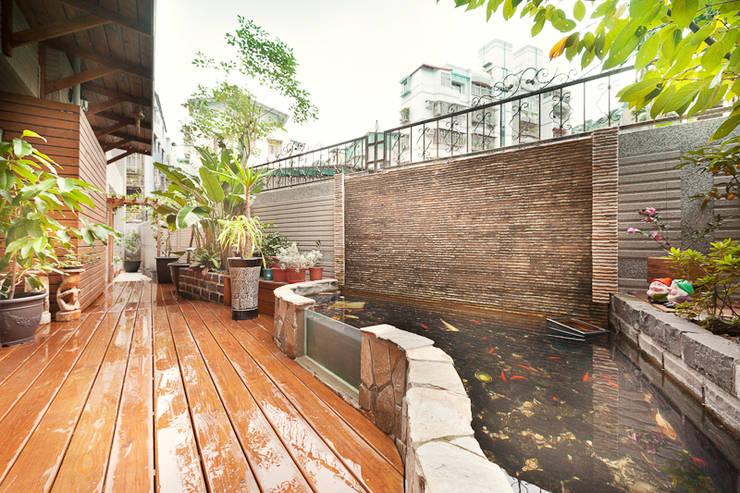 Сады в . Автор – 芸采創意空間設計-YCID Interior Design