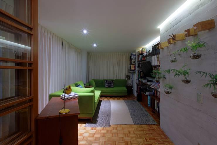 Parque México Estudios y despachos tropicales de All Arquitectura Tropical