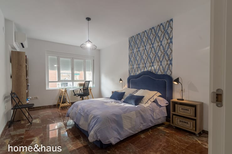 Habitaciones de estilo  por Home & Haus | Home Staging & Fotografía