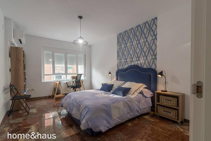 غرفة نوم تنفيذ Home & Haus | Home Staging & Fotografía