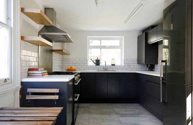 Stoke Newington:  Kitchen by House of Sylphina