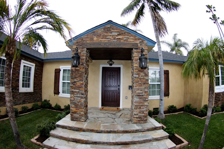 Point Loma Custom House Painting, Refacing, and Staining on Chatsworth:  Houses by Procoat Painting