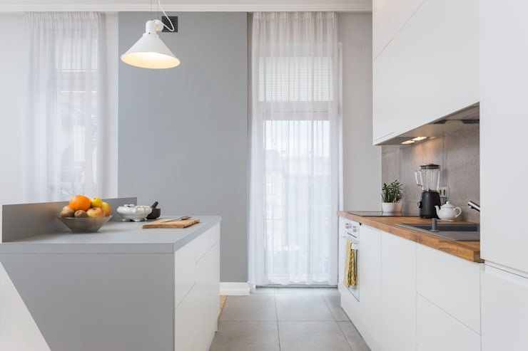 eclectic Kitchen by Och_Ach_Concept