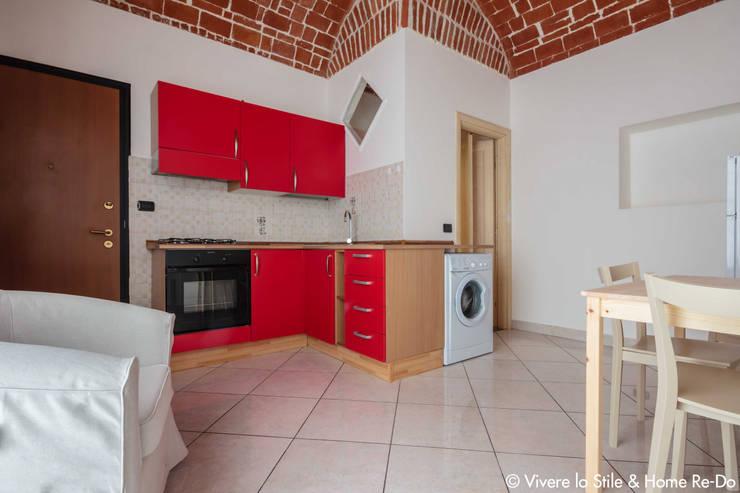 Kitchen by Vivere lo Stile
