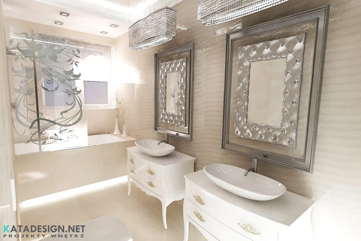 Baños de estilo  por Kata Design, Clásico
