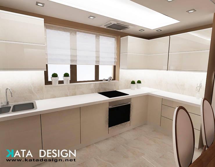 Cocinas de estilo  por Kata Design, Clásico