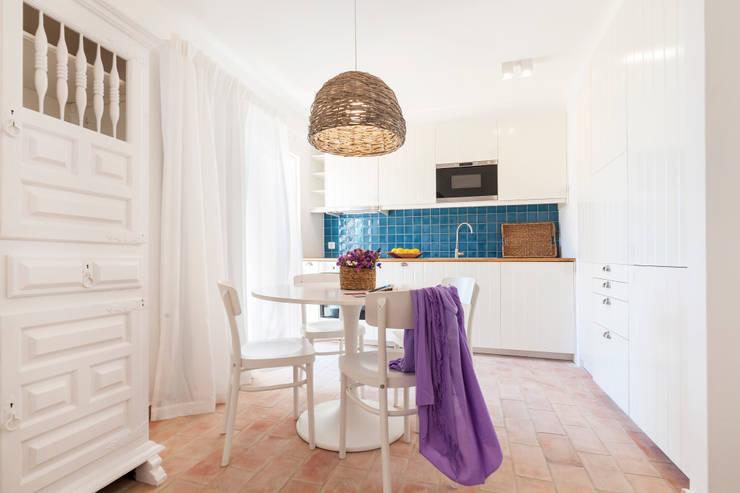 mediterranean Kitchen by homify
