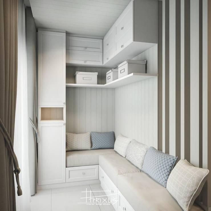 Areeya como บางนา:   by Phrixus interior design co.,ltd.
