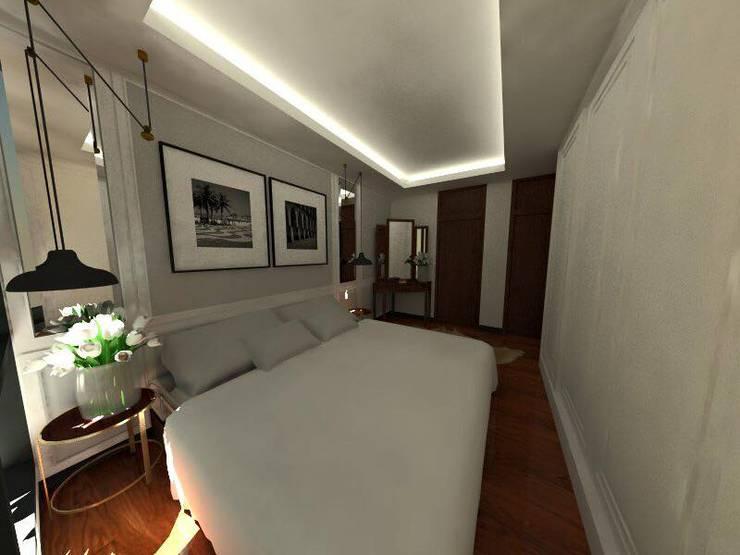 Himma condo interior:   by สลา