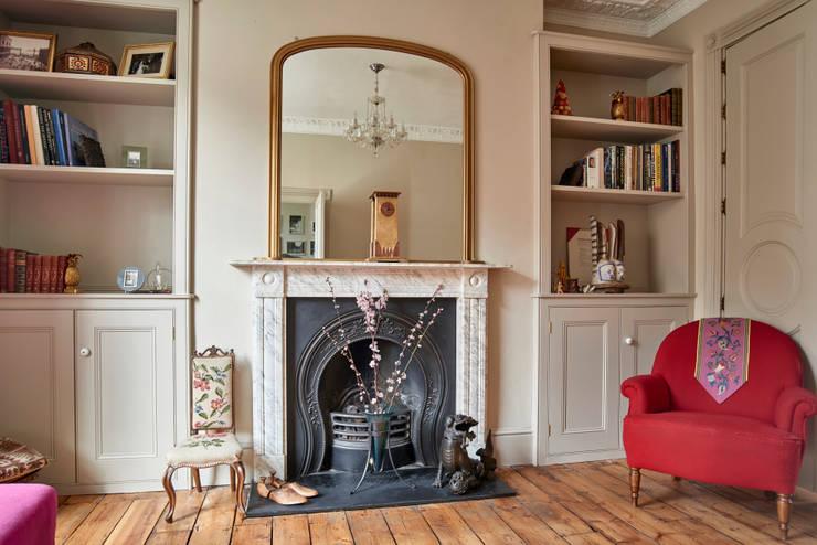 de estilo  por Purdom's Bespoke Furniture, Clásico Madera Acabado en madera