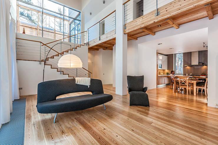 Дом #1: Дома в . Автор – DK architects